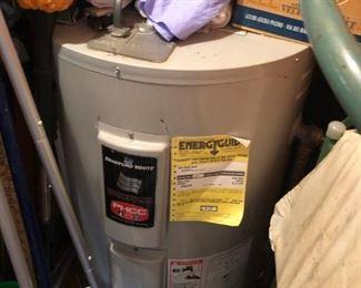 Bradford-White low-boy electric hot water heater