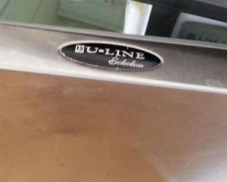 Uline mini fridge