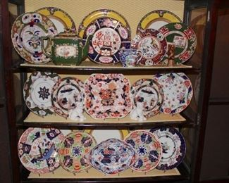 Beautiful Plate Collection - Chinoiserie