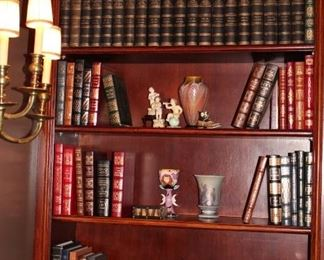 Books, Urns and Figurines
