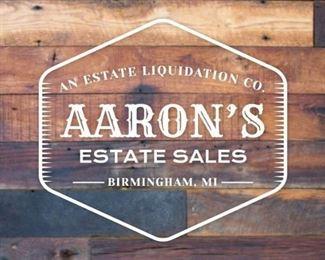 aarons logo w wood