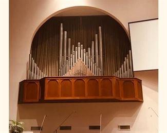 Pipe Organ $40,000 OBO