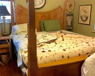 Beautiful bed from renaissance hardware