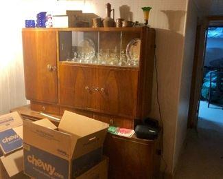 Great Art Deco cabinet