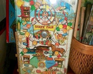 Tons of vintage pinball games all the way back to tge 1920's!