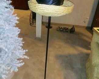 Cool hat lamp
