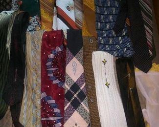 Vintage 1930's ties