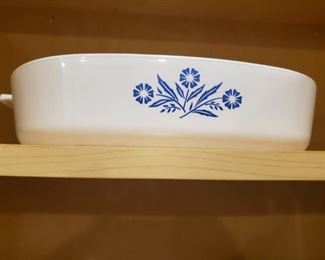 Corning Ware.  Here today, Gone tomorrow.  Sorry, it sells on day one