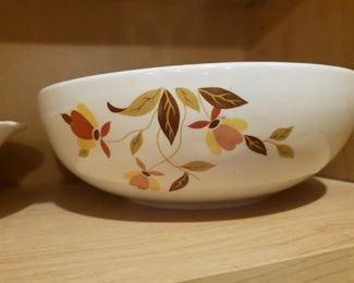 Autumn Harvest Bowl.  Depresses me .  I hate Fall.