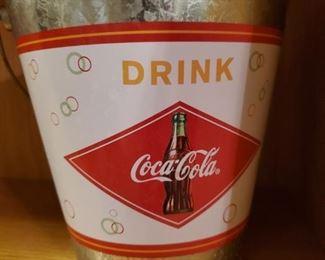 Coca Cola Bucket.