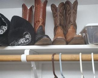 Boots..boot scootin boogie