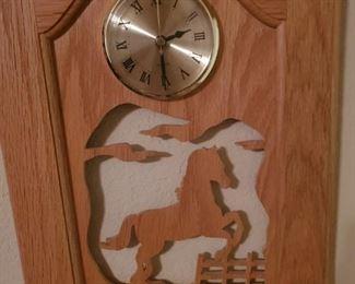 Clock.  Cool.  Cheap.