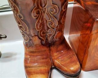 Boot Vase