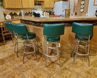 Ooooh...Cool Barstools