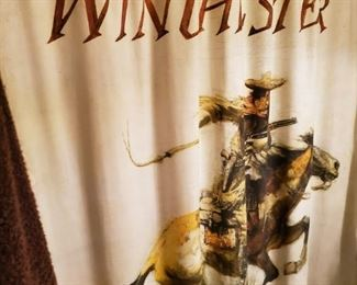 Winchester Shower Curtain.  Have you been to the Winchester house in California?  Too Cool!
