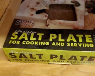 Salt Plate.  If you don't take it I will.  These things work great.