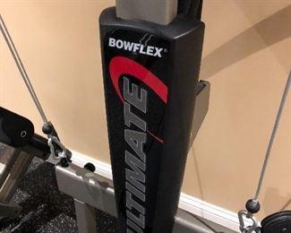 Bowflex system - excellent condition