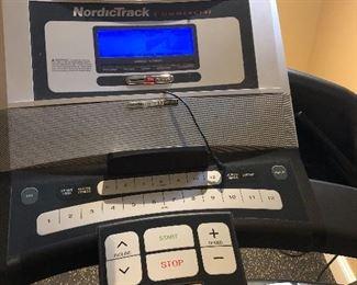 Nordic Track Treadmill - Commercial Intermix Acoustics 5.5