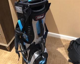 New in box - Titliest golf bag