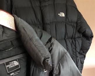 Women's Northface down coats