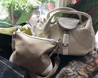 Prada, Chloe and more faux purses - excellent replicas