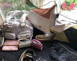 Faux designer purses - excellent copies