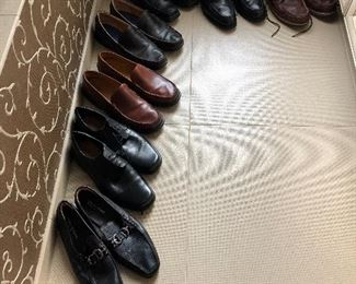 Designer men's shoes - size 14