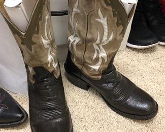 Rod Patrick  size 7 women's boots. Vintage 1980s.