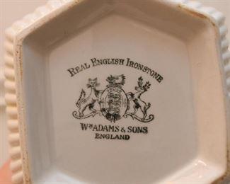 English Ironstone Teapot