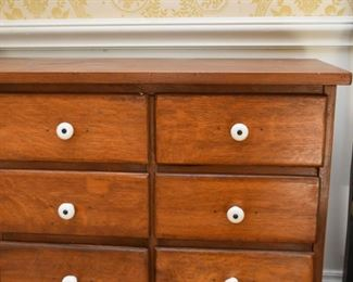 12 Drawer Chest of Drawers