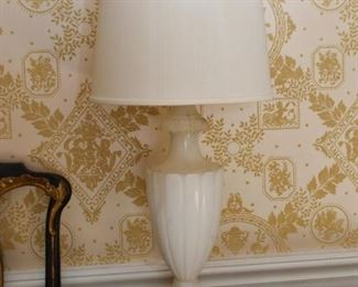 Alabaster / Marble Table Lamp