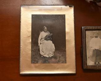 Antique Black & White Photos