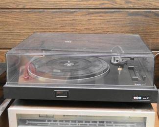 Vintage BIC Series Z Turntable