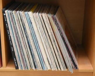 Albums, LP's, Vinyl, 78's