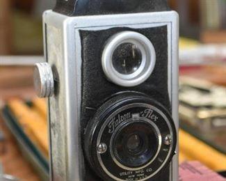 Vintage Falcon Flex Reflex Camera