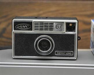 Vintage AMC Camera
