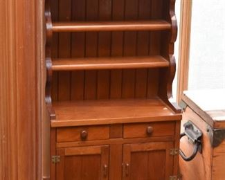 Small / Miniature Buffet with Hutch (Salesman Sample Size)