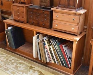 Book Shelf, Books