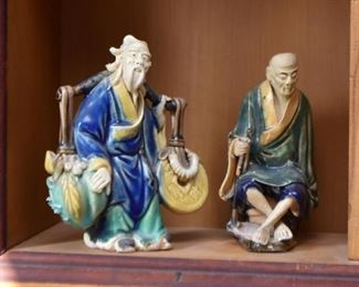 Asian Mudman Figures