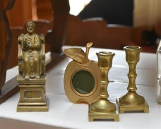 Decorative Brass Items