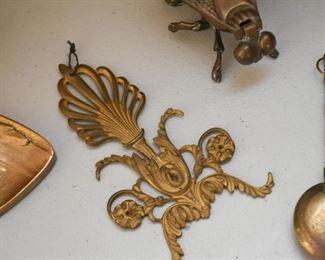 Brass Items, Hardware, Etc.