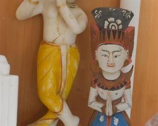 Indonesian Figurines / Statues