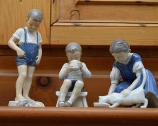 B & G Figurines