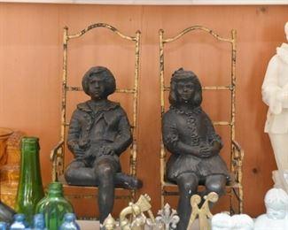 Metal Figurines / Statues