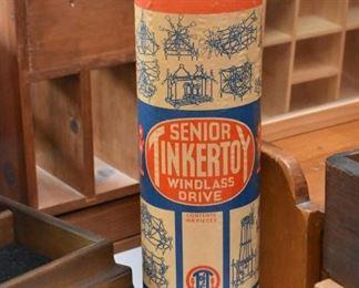 Vintage Senior Tinkertoy