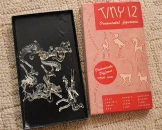 Tiny Miniature Animals with Original Box