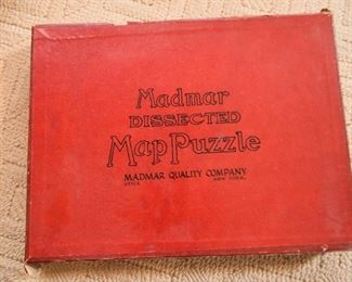 Map Puzzle