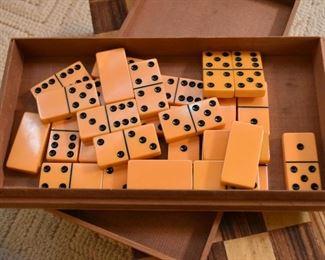 Vintage Dominoes