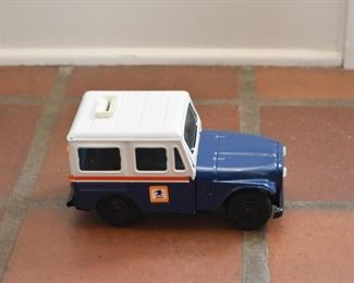 US Post Office Truck Bank