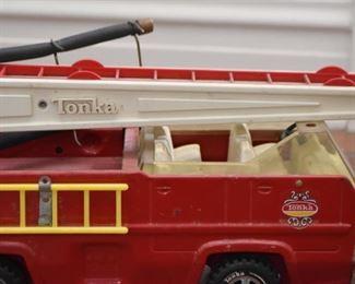 Vintage Tonka Trucks Fire Engine